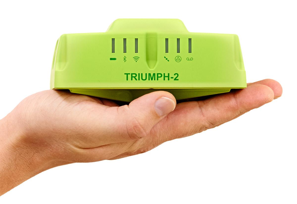 Triumph-2 + Глонасс