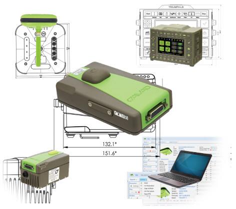 JLink с батареей